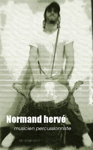 NORMAND Hervé - Musicien percussioniste