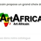 ARTAFRICA, ARTS AFRICAINS - Antiquaire