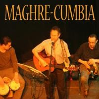 MAGHRE-CUMBIA, trio musical Image 1