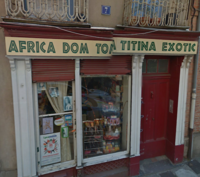 TITINA Africa Dom Tom - Boutique africaine